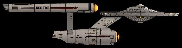 hvězdná loď Enterprise