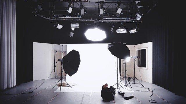 fotografický ateliér