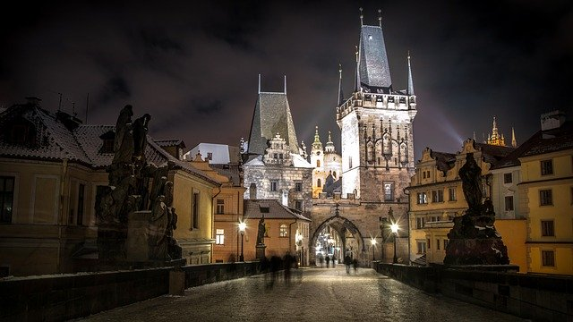 Kulturní památka Praha