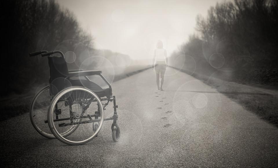 inavalidní vozík